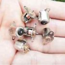 2pcs two phase four wire 10MM small stepper motor