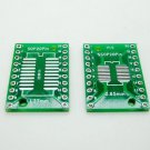 50pcs SOP20 SSOP20 TSSOP20 to DIP20 PCB SMD DIP/Adapter plate Pitch 0.65/1.27mm