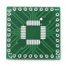 2PCS QFP/TQFP/LQFP/FQFP/SOP/SSOP32 to DIP Adapter PCB Board Converter