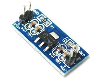 2pcs 4.5V-7V to 3.3V AMS1117-3.3V Power Supply Module AMS1117-3.3