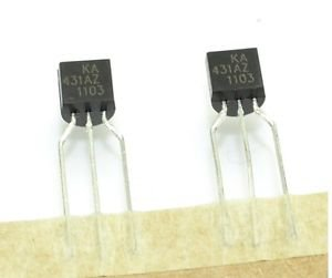 10 PCS ORIGINAL KA431AZ KA431 IC Programmable Shunt Regulator NEW