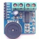 Mini PAM8403 two-channel Double Track Power Amplifier Module Volume Adjustment