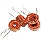 5Pcs Toroid Core Inductor Wire Wind Wound for DIY--220uH 3A mah good quality