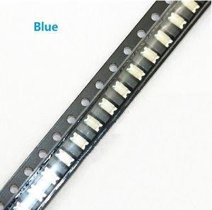 1000 pcs SMD SMT 1206 Super bright BLUE LED lamp Bulb GOOD QUALITY
