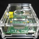 RASPBERRY PI TRANSPARENT ACRYLIC CASE ENCLOSURE COMPUTER BOX