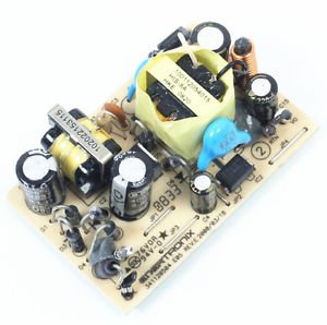 2PCS AC-DC 12V Switching Power Supply Module 0.5A for Replace/Repair