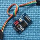 10pcs PCF8591 AD/DA converter module digital to analog to digital conversion