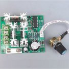 1PCS 6-90V 15A DC Motor Speed Controller Pulse Width PWM Speed Regulator Switch