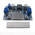 DC-DC 100W 3-35V 12V to 3.5-35V Boost Step-up Module Power Supply LED Voltmeter
