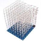 1PCS 3D LightSquared DIY Kit 8x8x8 3mm LED Cube Green Ray LED M19