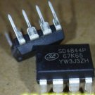 2pcs SD4844P SD4844 ORIGINAL SILAN Encapsulation DIP-8
