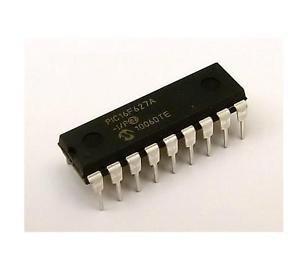 1PCS PIC16F627A-I/P Flash DIP18 20MHz Microchip NEW GOOD QUALITY