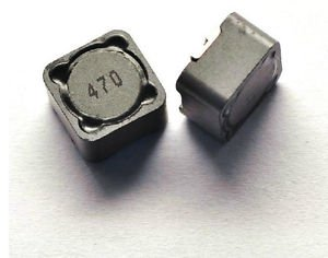 2pcs SMD SMT Surface Mount Power Inductor Coil 47uH 47 uH 470 RoHS DIY Good New