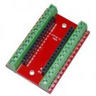 2pcs Terminal Adapter Board for the Arduino Nano V3.0 AVR ATMEGA328P-AU Module