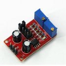 2PCS NE555 Duty Cycle and Frequency Adjustable Module Square Wave rectangular