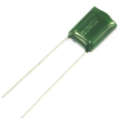 50pcs 2A473J 100V 0.047UF 47nF Polyester Film Capacitor 2A473 NEW