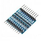 1PCS 8 Channel 5V/3.3V IIC UART SPI TTL Logic Level Converter Bi-Directional