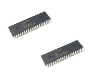 5PCS PIC16F887-I/P PIC16F887 DIP40 MICROCHIP IC NEW GOOD QUALITY