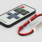 1PCS 12V RF Wireless Remote Switch Controller Dimmer for Mini LED Strip Light