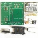 2PCS M590E GSM GPRS Module 900m-1800m Sms Message Diy Kits M590 Sms CPU MCU Test