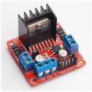 5PCS L298N Dual Stepper Motor Driver Controller Board Module RED