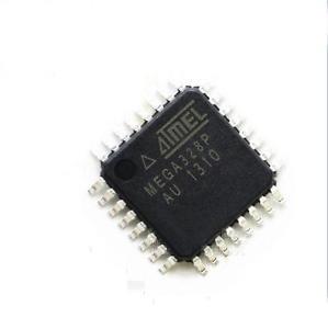 2PCS IC ATMEGA328P-AU TQFP-32 ATMEL NEW ATMEGA328P