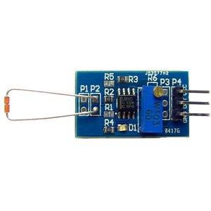 5PCS Thermal Fire Temperature Switch Sensor Module Smart Car Accessories LM393