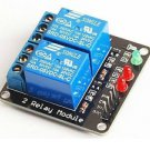 1x Electronic 5V 2-Channel Relay Module Shield for Arduino ARM PIC AVR DSP