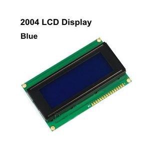 2PCS New 2004 204 20X4 Character LCD Display Module Blue Blacklight GOOD NEW
