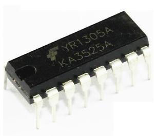 2PCS KA3525A KA3525 IC REG CTRLR PWM VM 16-DIP NEW