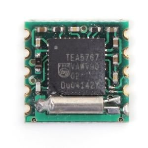5PCS TEA5767 Philips Programmable Low-power FM Stereo Radio Module GOOD QUALITY