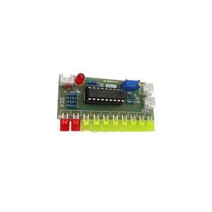5pcs LM3915 10 segment audio level indicator DIY kit NEW M58