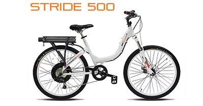 Prodecotech Stride R W 500w 8-Speed Hybrid eBike