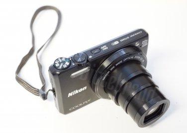 NIKON COOLPIX S7000 16 MP DIGITAL CAMERA