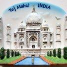 Taj Mahal INDIA High Quality Resin 3D fridge magnet