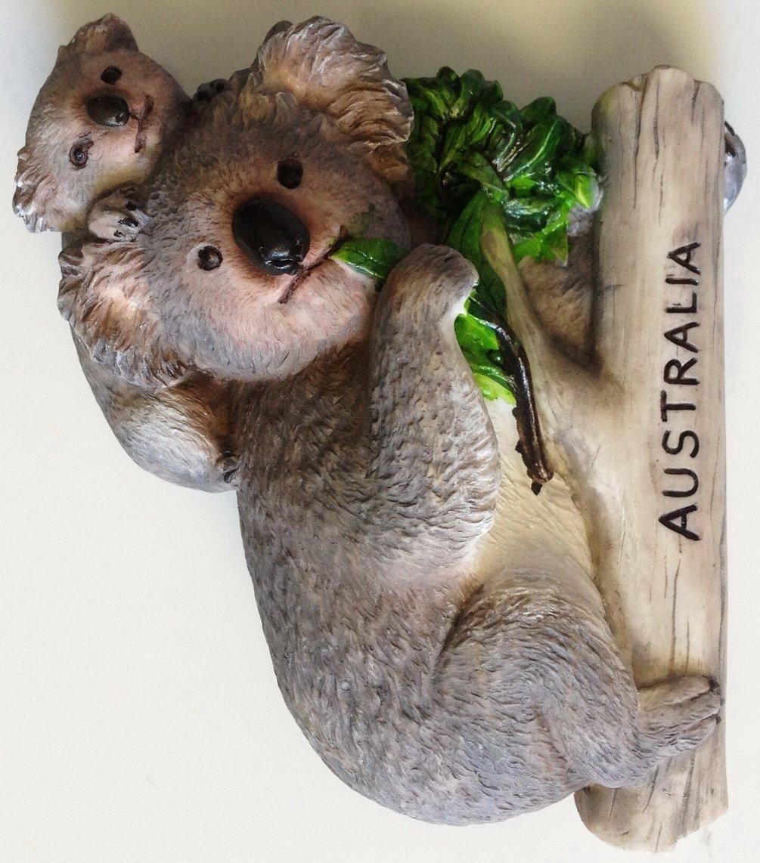 Koala AUSTRALIA High Quality Resin 3D fridge magnet