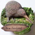 Kiwi NEW ZEALAND High Quality Resin 3D fridge magnet