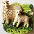 Sheep NEW ZEALAND High Quality Resin 3D fridge magnet
