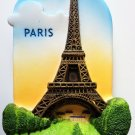 Eiffel Tower PARIS High Quality Resin 3D fridge magnet