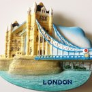 Tower Bridge LONDON High Quality Resin 3D fridge magnet
