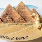 Piramid (Giza) EGYPT High Quality Resin 3D fridge magnet