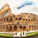 Colosseum ROME Italy High Quality Resin 3D fridge magnet