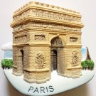 Arc de Triomphe PARIS High Quality Resin 3D fridge magnet