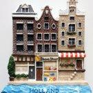 Holland Houses HOLLAND High Quality Resin 3D fridge magnet