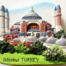 Hagia Sophia Istanbul TURKEY High Quality Resin 3D fridge magnet