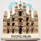 The duomo cathedral of Milan High Quality Resin 3D fridge magnet