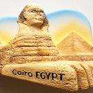 The Great Sphinx Cairo Egypt High Quality Resin 3D fridge magnet