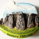 Stonehenge Salisbury ENGLAND High Quality Resin 3D fridge magnet
