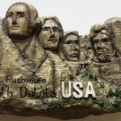 Mt. Rushmore South DAKOTA High Quality Resin 3D fridge magnet