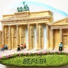 Brandenburger Tor BERLIN High Quality Resin 3D fridge magnet